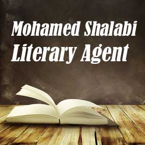 Profile of Mohamed Shalabi Book Agent - Literary Agent