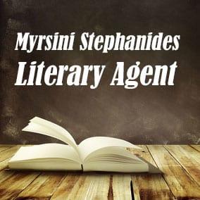 Literary Agent Myrsini Stephanides – Carol Mann Agency