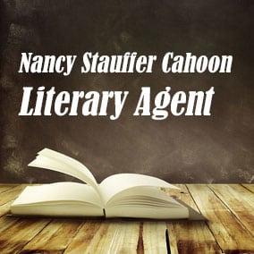 Literary Agent Nancy Stauffer Cahoon – Nancy Stauffer Associates Literary Agency