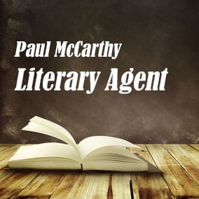 Profile of Paul McCarthy Book Agent - Literary Agent