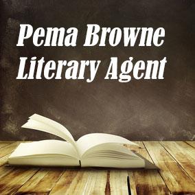 Literary Agent Pema Browne – Pema Browne Literary Agency