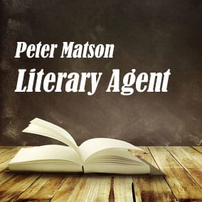 Profile of Peter Matson Book Agent - Literary Agent