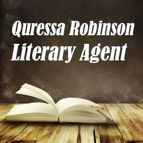 Profile of Quressa Robinson Book Agent - Literary Agent