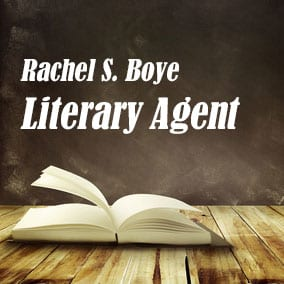 Literary Agent Rachel S. Boye – The DRS Agency