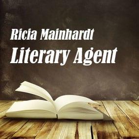 Literary Agent Ricia Mainhardt – Ricia Mainhardt Agency