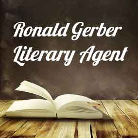 Profile of Ronald Gerber Book Agent - Literary Agents