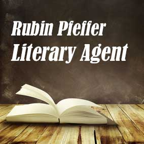 Profile of Rubin Pfeffer Book Agent - Literary Agent