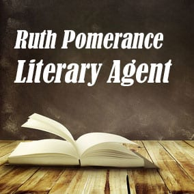 Profile of Ruth Pomerance Book Agent - Literary Agent