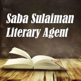 Literary Agent Saba Sulaiman – Talcott Notch Literary Services