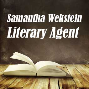 Profile of Samantha Wekstein Book Agent - Literary Agent