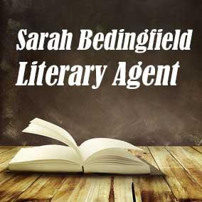 Profile of Sarah Bedingfield Book Agent - Literary Agent