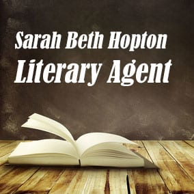 Literary Agent Sarah Beth Hopton – The August Agency