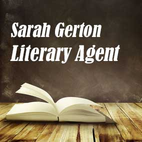 Literary Agent Sarah Gerton – Curtis Brown Literary Agency