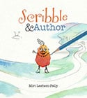 Cover of book Scribble and Author by Miri Leshem-Pelly