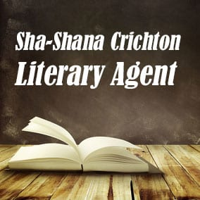 Profile of Sha Shana Crichton Book Agent - Literary Agent