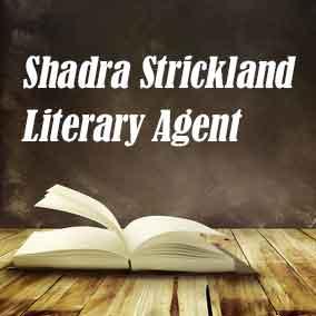 Profile of Shadra Strickland Book Agent - Literary Agent