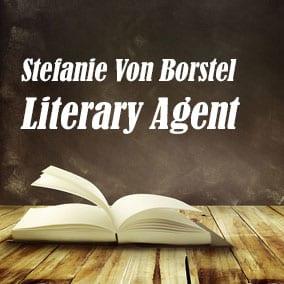 Profile of Stefanie von Borstel Book Agent - Literary Agent