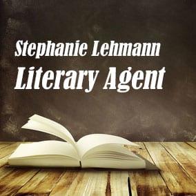 Literary Agent Stephanie Lehmann – Elaine Koster Literary Agency