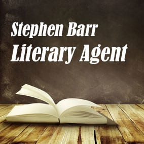 Literary Agent Stephen Barr – Writers House