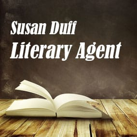 Profile of Susan Duff Book Agent - Literary Agent