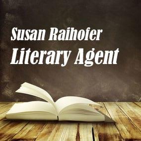 Literary Agent Susan Raihofer – David Black Agency
