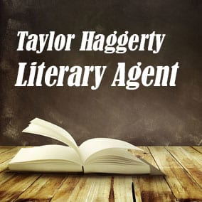 Profile of Taylor Haggerty Book Agent - Literary Agent