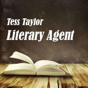Literary Agent Tess Taylor – Anderson Literary Management