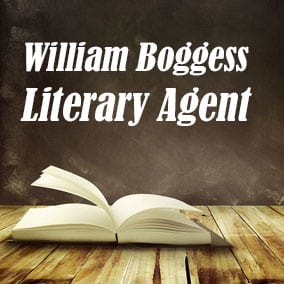 Profile of William Boggess Book Agent - Literary Agent