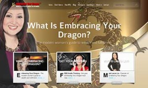 Author Website Design - Laura Liu