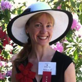 Photo of Emily Mitchell Literary Agent - Wernick & Pratt Agency