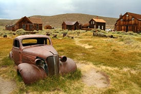 Van Horn - Ghost town