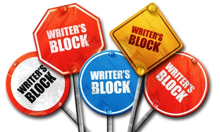 Writer's Block Signs - How to Beat Writer's Block - How to Stop Writer's Block