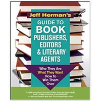 Book Cover for Jeff Herman's Directory of Agents
