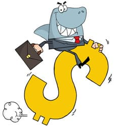 Literary agent contract sharks