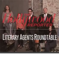Literary Agents Roundtable – The Hollywood Reporter
