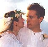 Mark and Ingrid Wedding