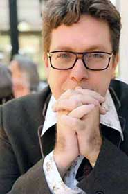 Photo of Mark Malatesta - Former Literary Agent