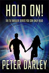 Book cover for Hold On by Peter Darely
