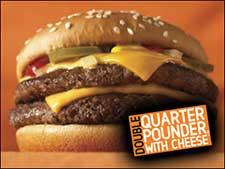 quarter-pounder